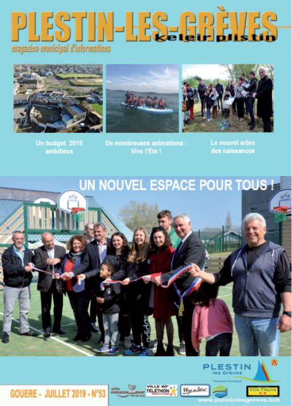 Bulletin municipal juillet 2019